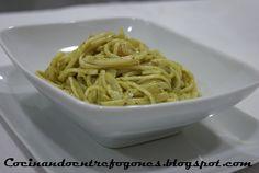 Cocinando entre Fogones: Pasta al Pesto (7º Desafío de desafío en la cocina)
