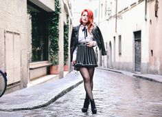 THREE OUTFITS WITH LUISA VIA ROMA - FIRENZE 4 EVER - LE HAPPY