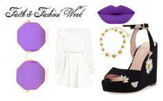 """faith fashion week"" by faithfashionweek on Polyvore featuring Kate Spade and Dolce&Gabbana"