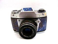 Vintage camera EXA 500 by Mydd on Etsy, €41.00