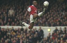 Ian Wright breaks down in ITV documentary charting his rise to Arsenal and England striker Football Icon, Best Football Players, Football Photos, World Football, Soccer Players, Arsenal Football, Football Jerseys, Arsenal Players, Arsenal Fc