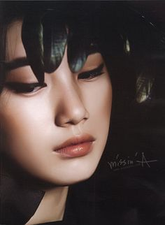 Photo Bae Suzy Miss A for Z ZINE Magazine 2012