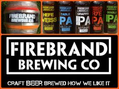 Firebrand Brewing Co