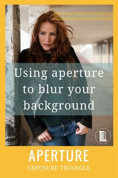 The ultimate tutorial on how aperture affects the exposure triangle. We also take a close look at how aperture affects depth of field to create a blurred background. Click through to start taking better photos! #phototips #photography #exposure #aperture