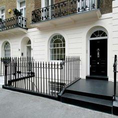Lower Belgrave Street, London