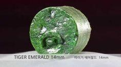타이거 에머랄드  당구 큐 팁  / Tiger Emerald Billiards cue tips