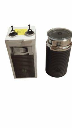 nespresso aeroccino 3 milk frother black steamer warmer no base - Nespresso Aeroccino