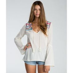 BILLABONG TOPS SOLAR SUN TOP
