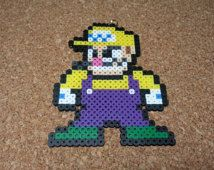 Grano de Wario Sprite | Super Smash Bros | Super Mario Brothers