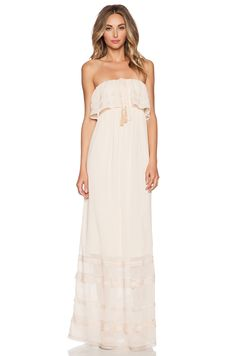 Candela Jay Dress in Blush | REVOLVE