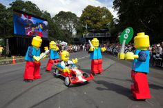 Red Bull Trolley Grand Prix - Watch the video #Travel #NewZealand #Auckland #RedBull #Backpacking