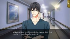 I agree Soryu his heart sub story He bumps his head when he falls down the stairs while trying to protect the her and has a personality change and becomes more open about his emotions. Also smiles...