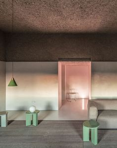House of Dust by Antonino Cardillo in Rome, Italy | http://www.yellowtrace.com.au/2013/09/27/antonino-cardillo-house-of-dust/