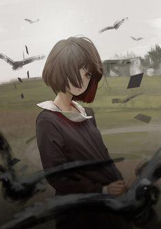 Machilai(@SHAPE_jp)さん | Twitterがいいねしたツイート Eu Amo Anime, Manga Anime, Manga Girl, Sad Anime, Anime Art Girl, Animes Manga, Me Me Me Anime, Anime Girls, Sword Art Online