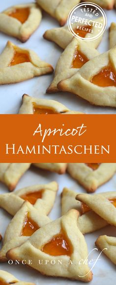 Apricot Hamantaschen