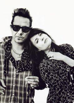The Kills, Alison Mosshart, Jamie Hince
