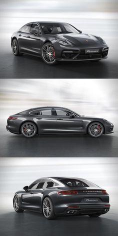 15 Impressive And Stunning Porsche Panamera Cars Images - Ferrari Photos Porsche Autos, Porsche Sports Car, New Porsche, New Sports Cars, Exotic Sports Cars, Porsche Cars, Sport Cars, Sport Sport, Porsche 2017