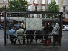 #Amstel #Gallery #E #Brady #Robinson #Art #Photography Bus Stop