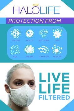 Filtered face mask protection from viruses, mold, bacteria, dust, ash, smoke, exhaust and pollution. Easy Face Masks, Homemade Face Masks, Diy Face Mask, Things To Know, Cool Things To Buy, Maquillage Goth, Tapas, Mouth Mask, Diy Mask