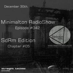"Check out ""SdRm - '' Minimalton Techno RadioShow #042 '' #key 1m# [December 30th]"" by SdRm on Mixcloud"