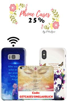 TODAY 25% off iPhone Cases, iPhone Wallets, and Samsung Cases with the CODE: Getcases * HEUTE 25% auf iPhone-Hüllen, iPhone Flip-Cases & Samsung-Hüllen. #redbubble #mobile  #cases #sprüche  #style #rabatt #phonecases