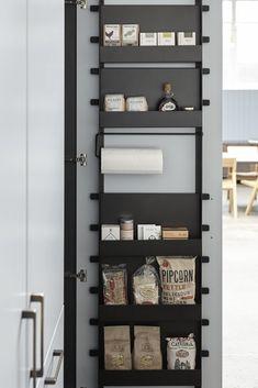 Photo 8 Of 11 In Elegant Design Meets Versatile Performance With Thisu2026  Kitchen Wall StorageKitchen ...