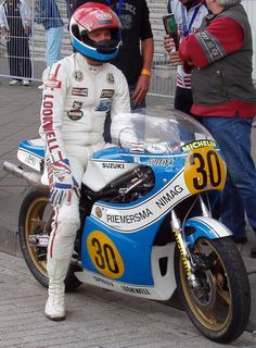 Wil Hartog is a Dutch Grand Prix motorcycle road racer. He became the first Dutchman to win a 500cc Grand Prix when he claimed a victory at the 1977 Dutch TT.