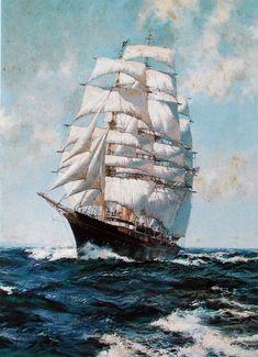 Nautical Art | maritime art | One1more2time3's Weblog