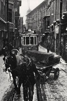 Istanbul 1956 Photo: Ara Güler