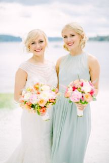 Bridesmaids Photos and Ideas - Style Me Pretty Weddings - Page - 8