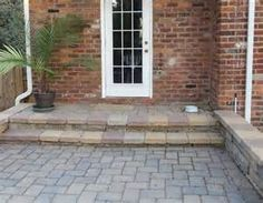 Charmant Pavers Stairs Backdoor     Yahoo Image Search Results