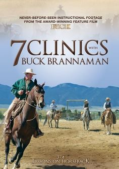 7 Clinics with Buck Brannaman: Disks 3 and 4 Lessons on Horseback by Buck Brannaman and Cedar Creek Productions Riding Hats, Riding Helmets, Riding Gear, Buck Brannaman, Natural Horsemanship, Riding Lessons, English Riding, Equestrian Outfits, Equestrian Style