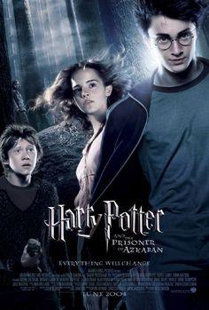 Harry Potter et le Prisonnier d'Azkaban (2004) Daniel Radcliffe, Rupert Grint, Emma Watson, ...