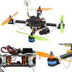 Jumper 260 FPV Racing Combo Multirotor Quadcopter QAV260MM Gimbal Camera KIT DIY | eBay