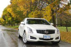2013 Cadillac ATS Review | Cadillac Dealer Ontario