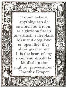 the heart of any room...