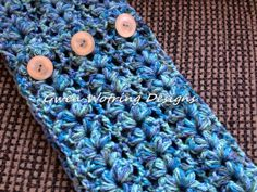 The Erin Infinity Scarf by GrayKittyBoutique on Etsy, $30.00