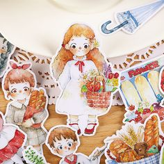 Aliexpress.com : Buy 15pcs Mori Girl Children Boy Girls Scrapbooking Stickers Decorative Sticker DIY Craft Photo Albums Decals Diary Deco from Reliable album photo 200 photos suppliers on Candy DIY Store