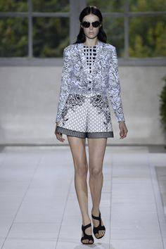 Balenciaga Spring 2014: Second Time's a Charm