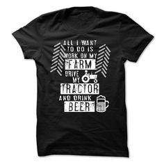 TRACTOR MAN - FARMER PROUD T Shirt, Hoodie, Sweatshirt