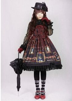 UPDATE (1/19/2015)---The ***2nd round*** pre-order for Honey Honey Cats Printed Lolita Jumper Dress IS NOW AVAILABLE AT >>> http://www.my-lolita-dress.com/catalogsearch/result/index/?dir=desc&order=bestsellers&q=hh-
