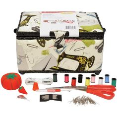 "I'm learning all about Singer Sewing Basket Kit-5-1/52""X10-1/2""X5-1/2 at @Influenster!"