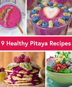 9 Healthy and Creative Dragon Fruit Recipes