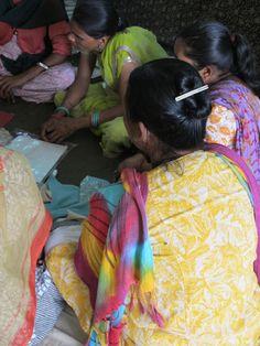 Women's Development Project at Mehera Shaw Ethical Fashion, Fair Trade, Behind The Scenes, Print Design, Organic Cotton, Artisan, Prints, Sustainable Fashion, Craftsman