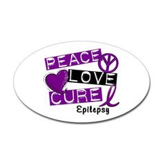 Shop PEACE LOVE CURE Epilepsy Mini Button pack designed by AwarenessGiftBoutique. Epilepsy Awareness Month, Cancer Awareness, World Cancer Day, Texas, Cystic Fibrosis, Colon Cancer, Cure Diabetes, Cerebral Palsy, Fibromyalgia