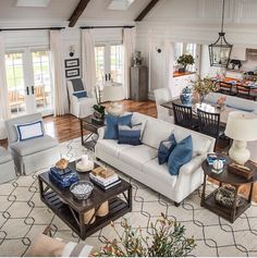 Open Living Room Layout open layout living room | lovely living rooms | pinterest | open