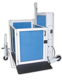 Garaventa incline wheelchair lift xpress ii incline for Www garaventalift com
