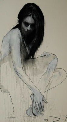 Mark Demsteader - have an idea to recreate this one, but black out the face completely. Interesting.