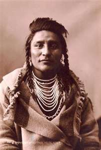 Crow Scout This great looking young man looks like my cousin and another uncle both of whom have passed on to the next camp and have the rare opportunity to sit and laugh at me while I try and figure this one out. hmmmmm???? scratching my head here I swear I lived with this man lol