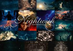Nightwish - artwork from Endless Forms Most Beautiful